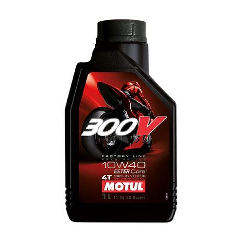 Olio motore MOTUL 300V 10W-40  1lt
