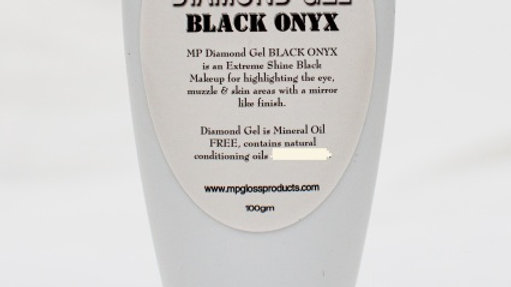 MP Diamond Gel CLEAR & BLACK ONYX