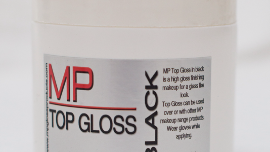 MP 'TOP' Gloss (CLEAR or BLACK)