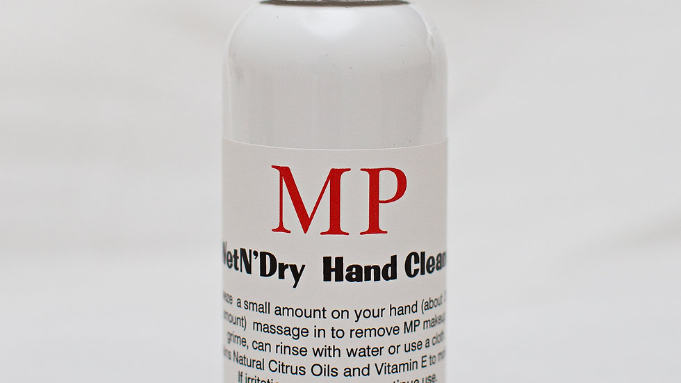 MP Wet n'dry Hand Cleaner