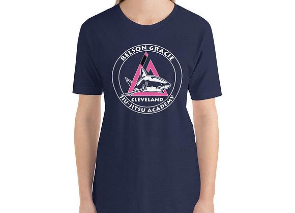 Short-Sleeve Pink Belt T-Shirt