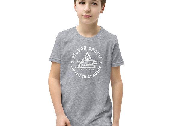 Relson Gracie Cleveland Jiu-Jitsu Youth Short Sleeve T-Shirt