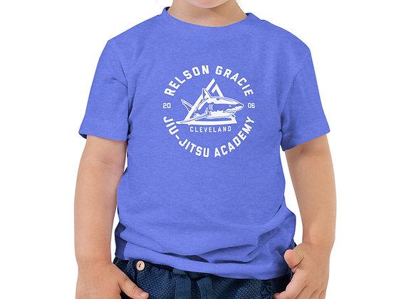 Relson Gracie Cleveland Jiu-Jitsu Toddler Short Sleeve Tee