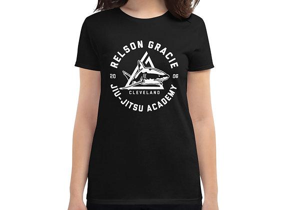 Relson Gracie Cleveland Jiu-Jitsu Women's short sleeve t-shirt