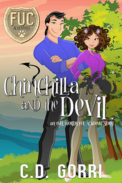 Chinchilla and the Devil Ebook Cover Web
