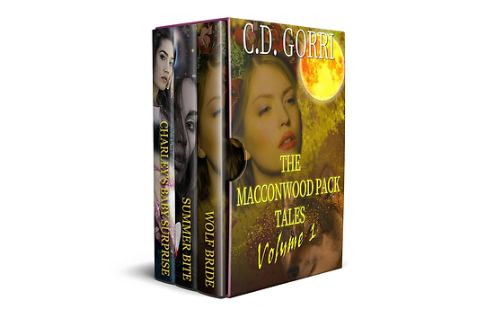 THE MACCONWOOD PACK TALES VOLUME 1 3d la