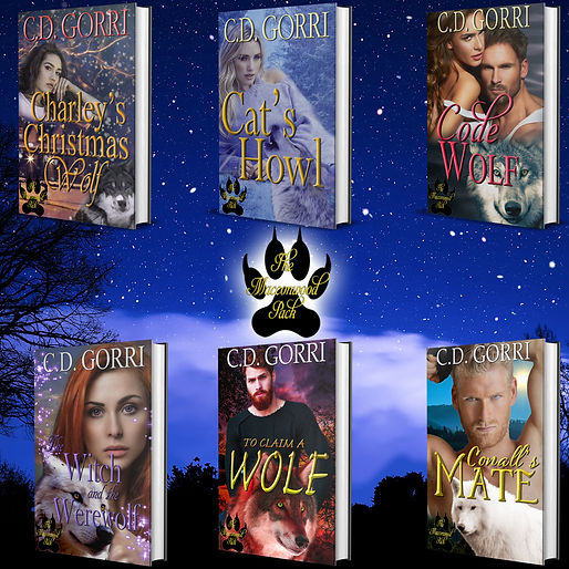 the macconwood pack novel series complet