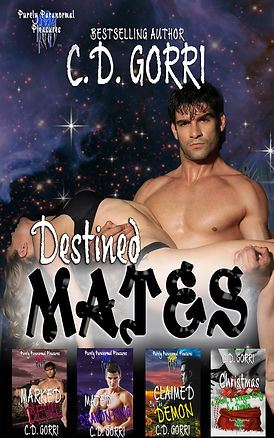 destined mates ppp  cdgorri boxed set FL