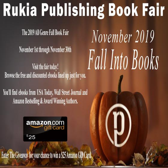 Rukia Book Fair NOVEMBER 2019