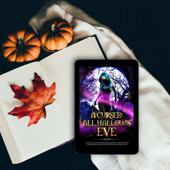 A Cursed All Hallows' Eve is LIVE!!!