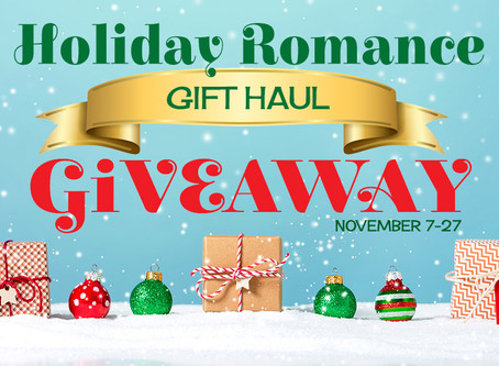BOOKWRAPT HOLIDAY BOOK FAIR & GIVEAWAY