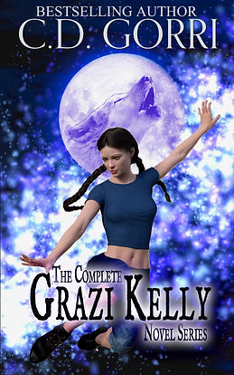 the complete grazi kelly boxed set flat