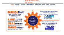 Bespoke Marketing Initiatives new website...