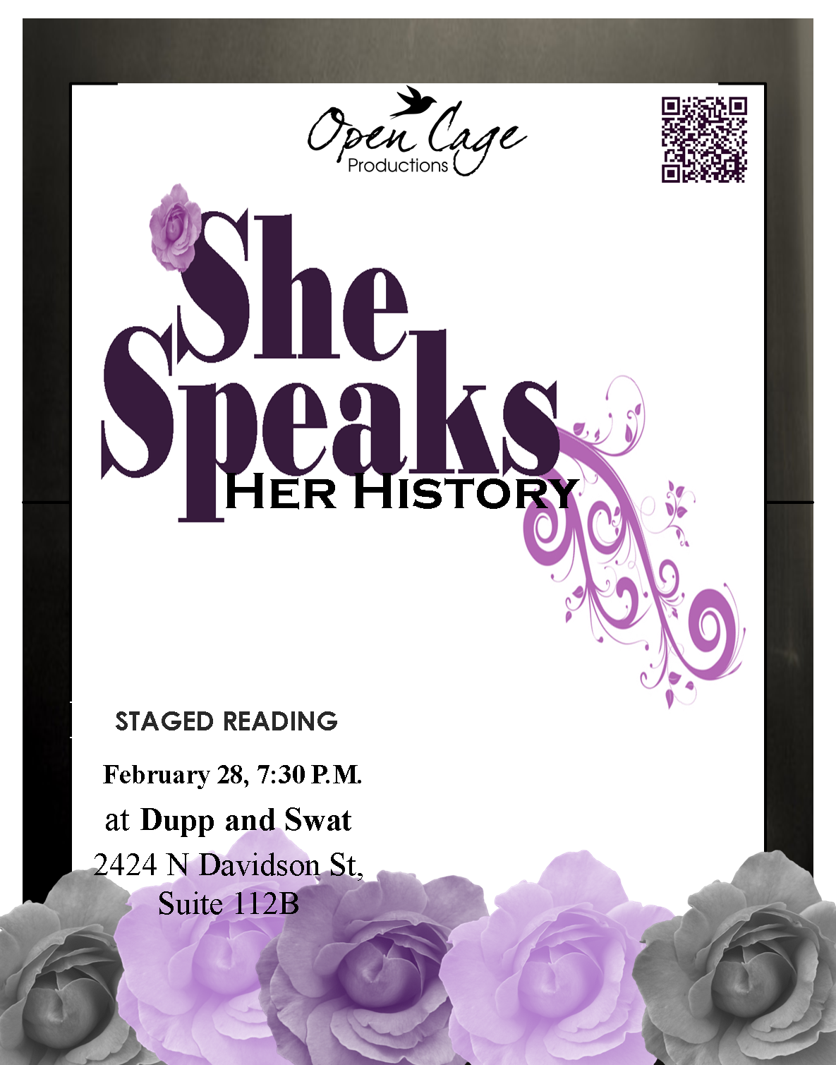 She Speaks: Her History