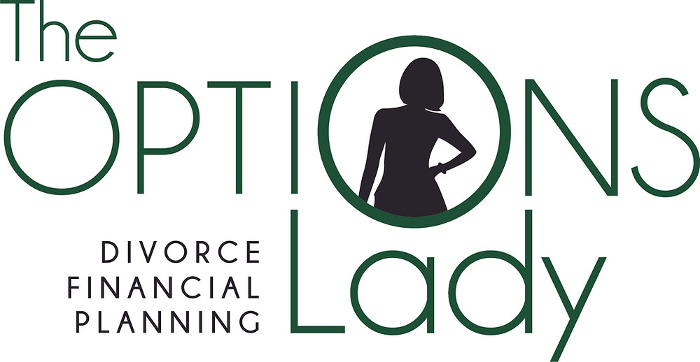 The Options Lady logo