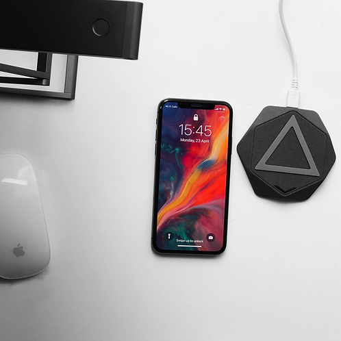 ONEPAD HEXA Qi Certified High Speed Wireless Charger