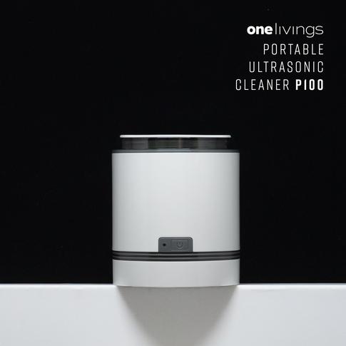 Portable Ultrasonic Cleaner P100