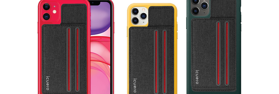 ICUERO Wallet Stand for iPhone 11 & 12 Series