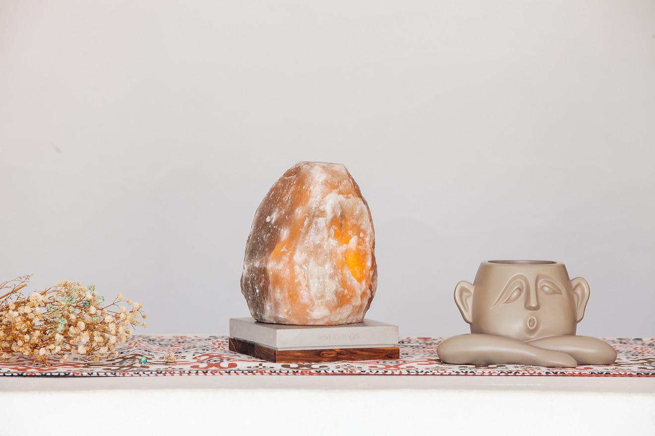 Loft Edition Himalayan Salt Lamp