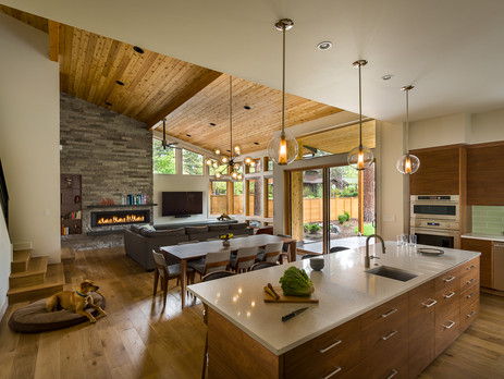 Northwest Crossing Custom Home