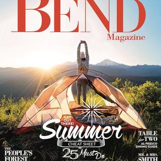 "Bend Magazine ""Vacation Ready"""