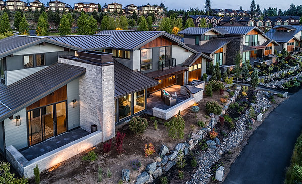 custom home building and construction in Bend OR