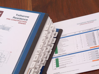 Formal Budgeting & Scheduling
