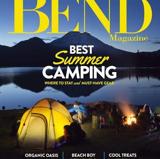 "Bend Magazine ""Phoenix Rising"""