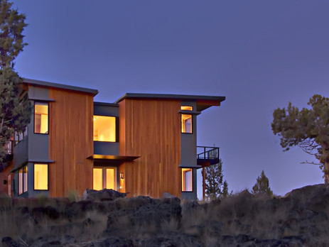 Bend Oregon Contemporary Home