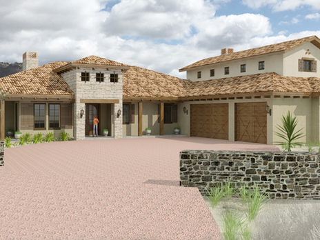 Ranch at the Canyons Custom Home