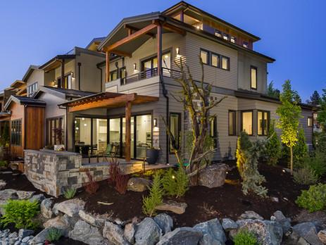 Bend Oregon Deschutes Riverfront Home