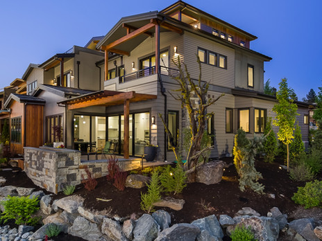 Bend Oregon Deschutes Riverfront Home