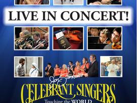 Free Concert!  The Celebrant Singers!