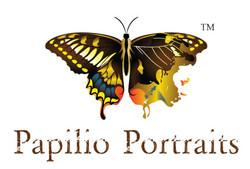 Papilio Portraits - logo