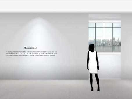 Exposición de Artes Visuales SJM 2020