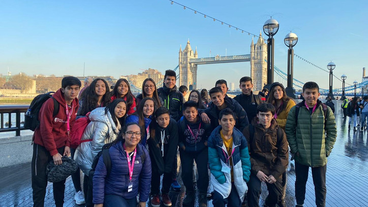 Delegación SJM en Londres