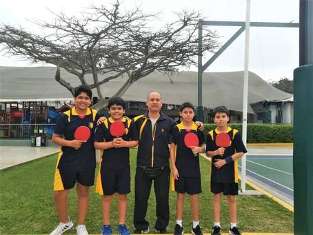 Tenis de Mesa Sub 13