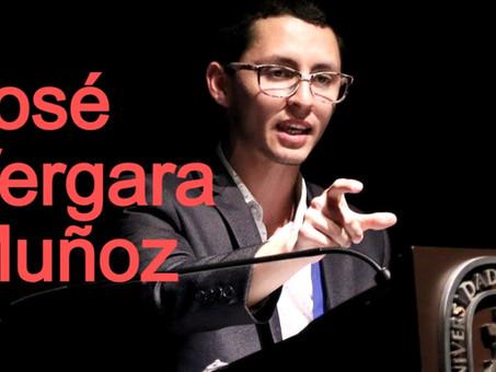 JOSÉ VERGARA MUÑOZ, EXALUMNO SJM, CAMPEÓN MUNDIAL DE DEBATE UNIVERSITARIO