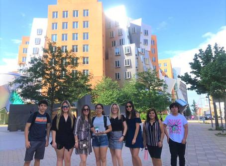 Viaje de estudio: Programa UTK STEM LABS