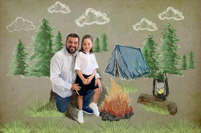 """Papá SJM publicó primer cuento para niños """"Mi primer diente se fue de viaje"""""""