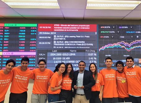 Seminario de Bolsa de Valores de - Universidad de Lima