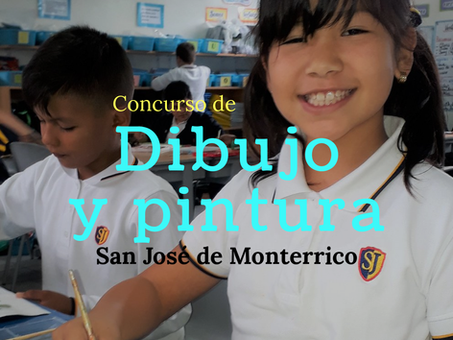 Concurso de Dibujo y Pintura San José de Monterrico