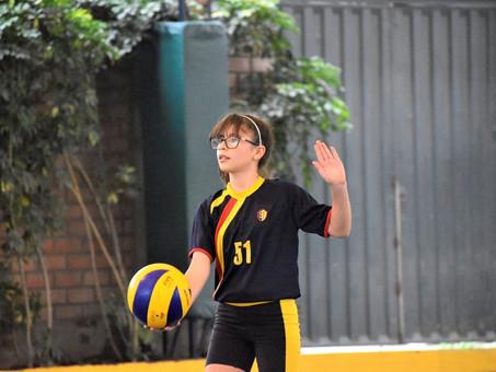 Voleibol Sub 11