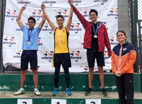 Medalla de Oro - Atletismo