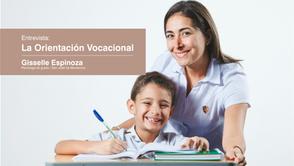 Entrevista: Orientación vocacional SJM