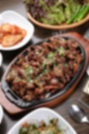 Delicious Bulgogi in a hot pot   .jpg