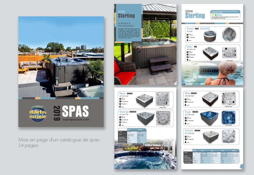Catalogue de spas