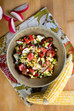 Summertime Sweet Corn Salad: Recipe