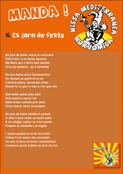 canson manda sito 6 es jorn de festa
