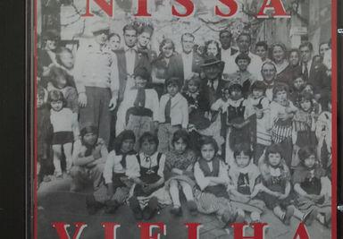 collectage Nux vomica nissa canson nissarda chanson niçoise
